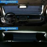 Auto Shade Car Retractable Curtain UV Protection Front Windshield Sun Visor TOOL
