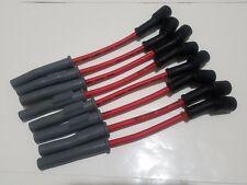 MSD Spark Plug Wires Spiral 8.5mm Black Boots Chevy LS1 LS2 LS4 LS6 LS7 32819