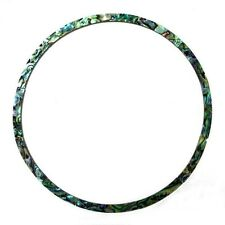 5 pieces ABALONE Guitar Rosette sound hole inlay for acoustic guitar brand new