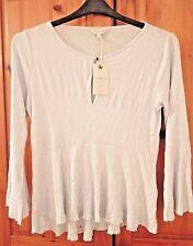 Womens Lucky Brand Light Blue ladies Shirt Work Dress-up Top Blouse £59.99 RRP!!