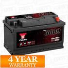 Yuasa Car Battery Calcium 12V 720CCA 80Ah T1 For Volkswagen Bora 1.9 TDi