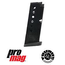 ProMag 9mm 7-Round Blue Steel Clip Magazine TAU20 for Taurus PT709 709 SLIM