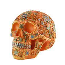 1:1 resin skull carved skull halloween gift, home decoration