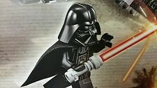 NEW LEGO STAR WARS DARTH VADER MINIFIGURE FROM VADERS TIE ADVANCED SET 75150