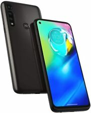 Motorola Moto G Power (2020), Unlocked, 64GB, Verizon, AT&T, Sprint, Smoke Black