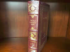 Easton Press-The Old Curiosity Shop-Complete Works of Dickens-SEALED