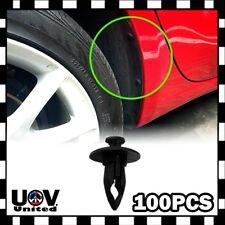 For GM Saturn Wheel Push Type Molding Plastic Rivet Retainer Clip Fasteners U3