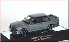 BMW M3 Sport Evolution Cecotto Edition E30 1989 silber silver AUTOart 50567 1:43