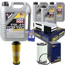 8L liqui moly 5W-40 Aceite de Motor + Sct-Filter Mercedes-benz Clase C T-Model
