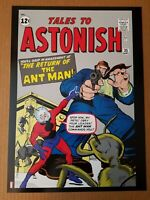 Tales to Astonish 35 Return of Ant-Man Marvel Comics Poster by Jack Kirby
