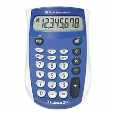 Texas Instruments Ti-503 Sv SuperView Basic Pocket Calculator