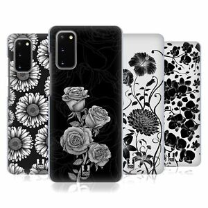 HEAD CASE DESIGNS LITHOGRAPHIC BLOOMS BACK CASE & WALLPAPER FOR SAMSUNG PHONES 1
