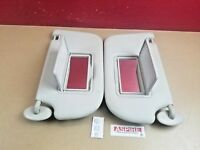 2014-2017 Ford Escape Left And Right Sun Visor Sunvisor Set OEM