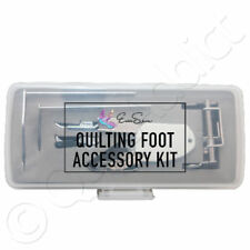 EverSewn 6-Pc Quilting Foot Accessory Kit - Low Shank - Compatible with Sparrow