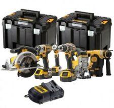 Dewalt DCK699M3T 18V 6 Piece Kit 3 x 4.0Ah Batteries with Charger & 2 x Tstak...