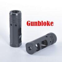 .308 .300 Blackout, .300WM D-TAC1 Muzzle brake Compensator 5/8x24