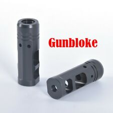 Muzzle Brake D-TAC1 15x1mm - HAENEL JAEGER - made to suit your cal. by Gunbloke