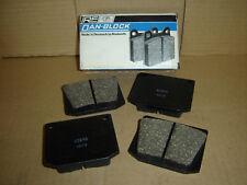 DAN BLOCK FRONT BRAKE PADS M*G TRI*UMPH D2 082-0571 Denmark