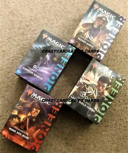 MAGIC THE GATHERING PIONEER CHALLENGER DECK SET OF 4 FREE PRIORITY SHIPPING