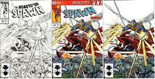 Spawn #299 Vf + Variant set Nm- 2019 Image Comics Todd McFarlane homage cover
