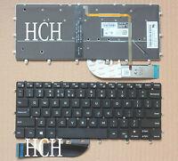 Original New for Dell 0DKDXH DKDXH NSK-LS0BW 01 keyboard US Backlit no frame