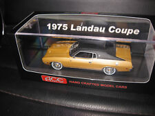 1/43 ACE 1975 FORD LANDAU COUPE GRECIAN GOLD LIMITED EDITION OF JUST 75  AWESOME