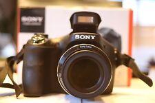 Sony Cyber-Shot DSC-H300 fotocamera digitale 20.1MP - Nero 35x ottico grandangolare