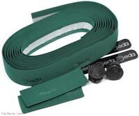Deda Elementi Logo Road Fixie Bicycle Handlebar Bar Tape / Wrap - Jaguar Green