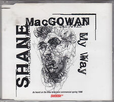 SHANE MACGOWAN - my way CD single