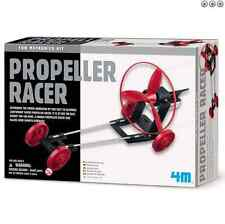 TOYSMITH 4M 3637 PROPELLER RACER DIY KIT Ages 8+