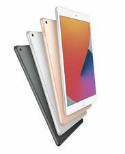 "New Sealed Apple 10.2"" iPad 8th Gen 32GB/128GB Gray Gold Silver WiFi 2020 Model"