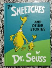 Dr. Seuss The Sneetches and Other Stories Hardcover Book NEW Free Priority Ship