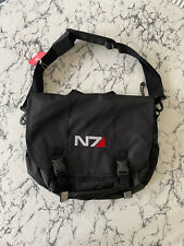 Genuine Mass Effect N7/ Official/Bioware/Laptop/messenger Bag/UK Stock Brand New