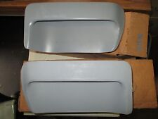 NOS 1971 72 73 FORD MUSTANG RAM AIR STYLE HOOD SCOOPS PAIR