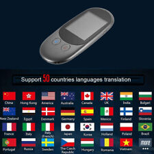 50 Languages Translators-Wifi/offline Photo Voice Smart Instant Real Time Voice
