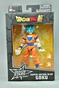 Dragon Ball Stars Super Saiyan Blue Goku Version 2 Figure Bandai 6""