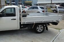 Ford Falcon Aluminium Ute Tray Single Cab  - 2480L x 1855W x 880H