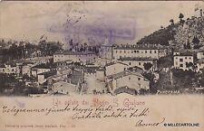 # BAGNI S. GIULIANO: UN SALUTO DA  - PANORAMA    -1901
