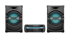 Sony Shake-X30D High Power Home Audio System With Bluetooth - Black