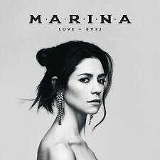 MARINA - LOVE  FEAR [CD] Sent Sameday*