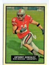 ANTHONY GONZALEZ 2009 Topps Magic Mini #201 ($.50 SHIPPING)