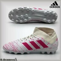 ⚽ Adidas NEMEZIZ 18.3 AG Football Boots Size UK 10 11 12 13 1 2 3 4 5 Girls Boys