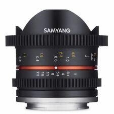Samyang 8mm T3.1 Cine for Fuji X