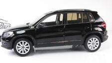 Scale car 1:18, Volkswagen Tiguan 2009 Black