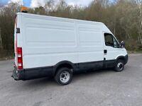 Iveco daily lwb hi top panel van spares or repairs