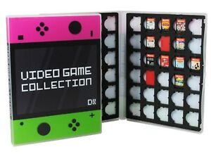 Nintendo Switch Cartridge Case, Holds 60 Video Games, Console DX