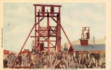 Bonanza Lease on Mohawk Mine, Goldfield, Nevada 1907 Dennison News Co. Postcard