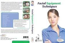 NIB Massage Therapy Facial Equipment Techniques DVD..Award Winning