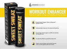 SWEET SWEAT STICK 6.4 oz (182g) Workout Enhancer Gel SAME DAY SHIPPING 100% AUTH
