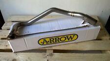 ARROW COD.53039MI COLLETTORE ACC.INOX MAXI SCOOTER PER HONDA SH 125/150 ABS 2012
